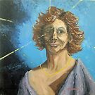 A portrait of someone... Full of deLIGHT... and a Sagittarius! by James Lewis Hamilton