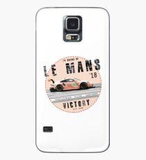 24H 2018 - GTE Pro Case/Skin for Samsung Galaxy