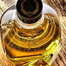 Bottle of Olive Oil by Meltdown994