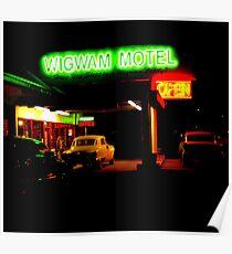 WigWam Poster