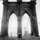 Brooklyn Bridge by Christine Elise McCarthy