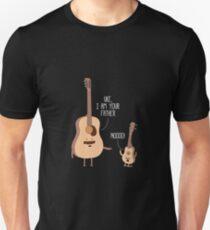 Ukulele Guitar Tshirt Unisex T-Shirt
