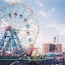 Coney Island by Christine Elise McCarthy