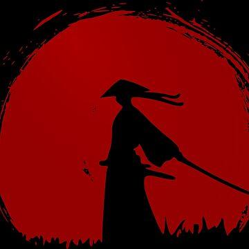 Japanese Samurai by valsymot