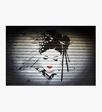 MSA #22 - Geisha Photographic Print