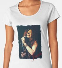 Janis Women's Premium T-Shirt