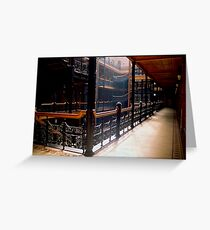 Bradbury Building Greeting Card