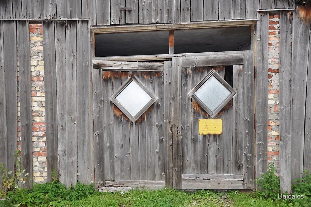 Rural Doors by Daidalos