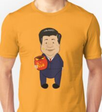 Xi Jinpooh Winnie the Pooh Banned in China (John Oliver) Unisex T-Shirt