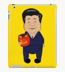 Xi Jinpooh Winnie the Pooh Banned in China (John Oliver) iPad Case/Skin