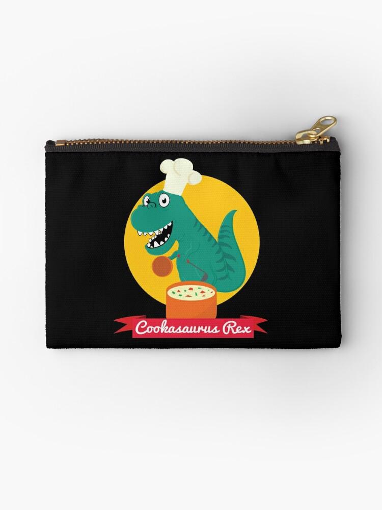 T Bolsos Chef Mano Dinosaurio «cookasaurus Tiranosaurio De Rex wq7IZWUBCq