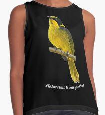 Helmeted Honeyeater 8 Sleeveless Top