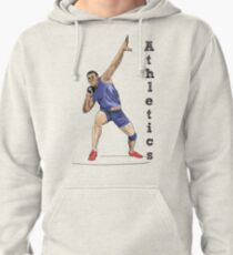 Athletics Pullover Hoodie