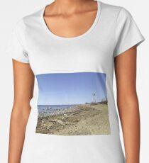 Sea landscape Women's Premium T-Shirt
