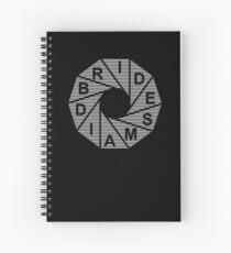 Cuaderno de espiral Bridesmaid