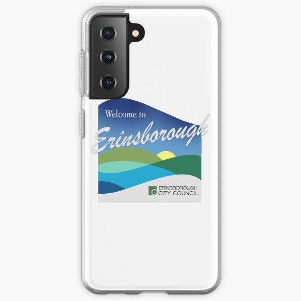 Welcome To Erinsborough Samsung Galaxy Soft Case