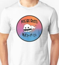 Kids See Ghosts Sometimes Unisex T-Shirt