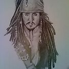Jack Sparrow by Stephen  Rogers