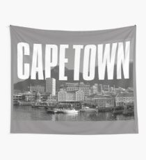Cape Town Cityscape Wall Tapestry