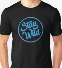Stay Wild Miami Vice Unisex T-Shirt