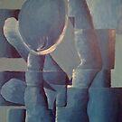 GCSE Final art piece (Dali) by Stephen  Rogers