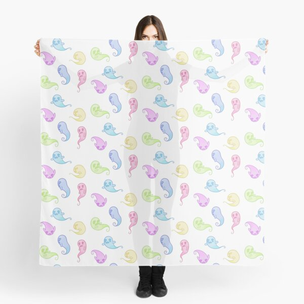 Pastel Ghosts Scarf