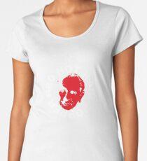 Red Hot Karl Popper Women's Premium T-Shirt