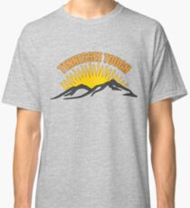 The Mountains Of Tennessee Tough Classic T-Shirt