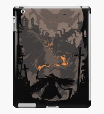 Blood Encounter iPad Case/Skin