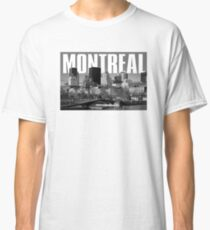 Montreal Cityscape Classic T-Shirt