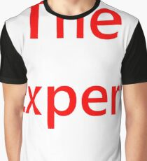 The Expert Graphic T-Shirt