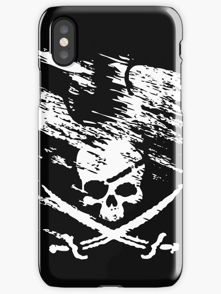 Pirates Adventure Mallorca Merchandise Skull Black by PiratesMallorca