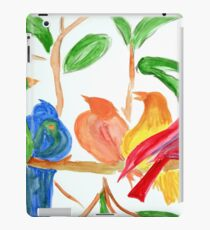 Gone Birding iPad Case/Skin