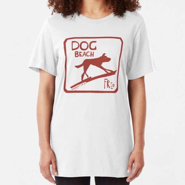 The dingo started it Slim Fit T-Shirt