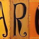 Paris Sign by Lee Owenby