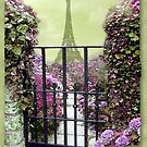 Eiffel Garden  by Lee Owenby