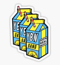YBN GANG Sticker