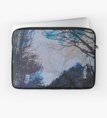 Stacked Trees  Laptop Sleeve