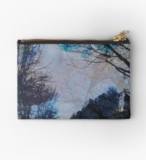 Stacked Trees  Studio Pouch