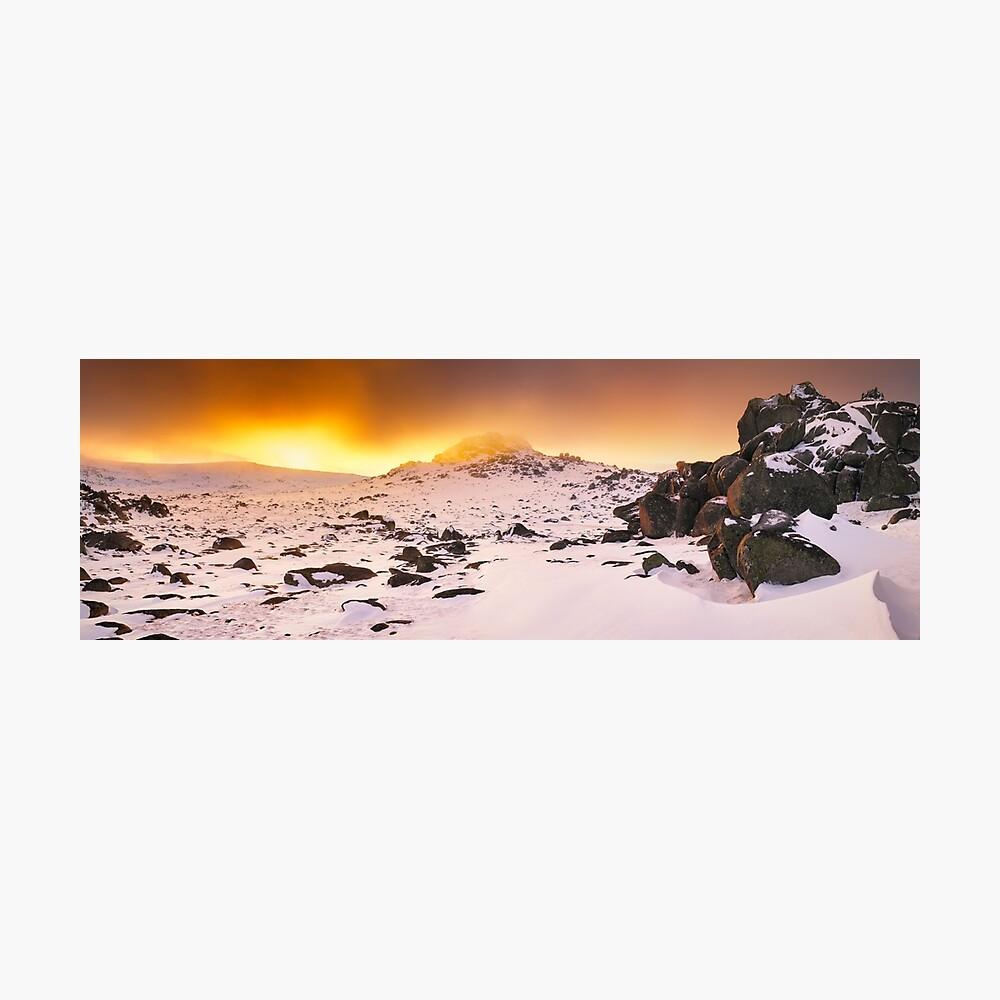 North Rams Head, Kosciuszko, New South Wales, Australia Photographic Print