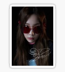 GIRLS GENERATION TAEYEON SOMETHING NEW Sticker