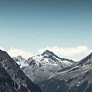 Distant Mountain by Dirk Wuestenhagen