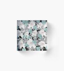 jungle pattern Acrylic Block
