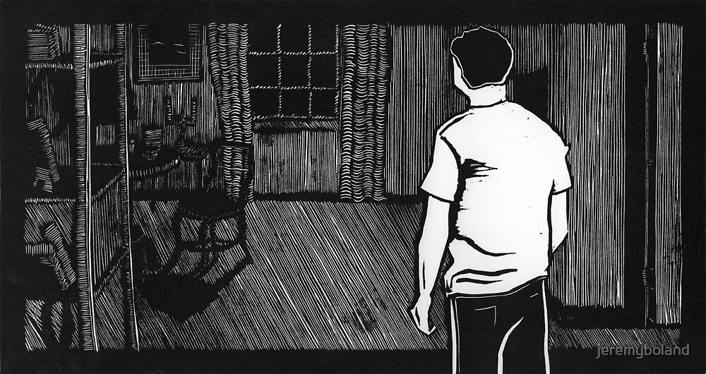 Empty Rooms by Jeremy Boland