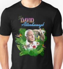 Sir David Attenborough  Unisex T-Shirt