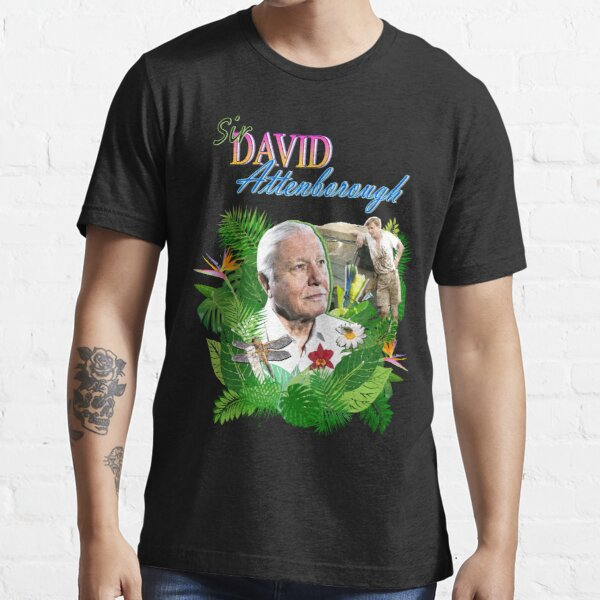Sir David Attenborough  Essential T-Shirt