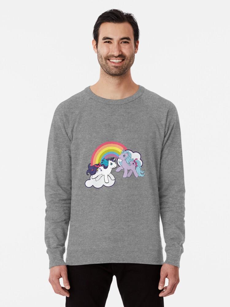 My little pony 80s | Lightweight Sweatshirt