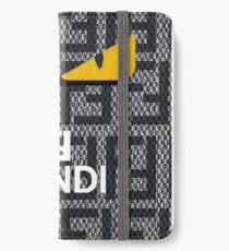 monster 2 iPhone Wallet/Case/Skin