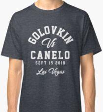 GGG vs Canelo Classic T-Shirt