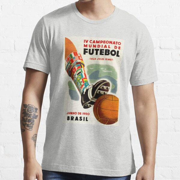 World Cup of 1950 in Brazil Essential T-Shirt